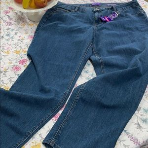 Just My Size jeans, 20W, NWT